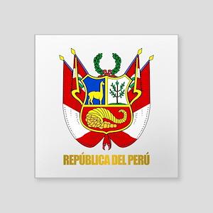 Peru COA Sticker