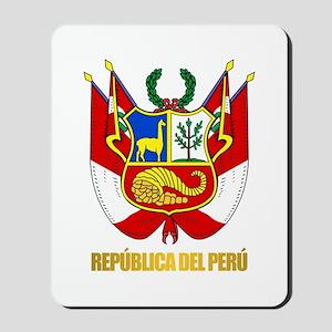 Peru COA Mousepad