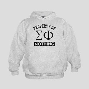 Sigma Phi Nothing Hoodie