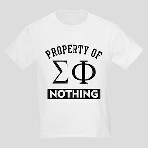 Sigma Phi Nothing T-Shirt