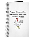 ADHD Chicken Journal
