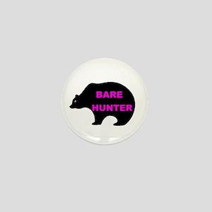 BARE HUNTER Mini Button