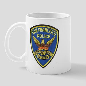 San Francisco PD Mug