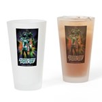 Official Poster Drinking Glass