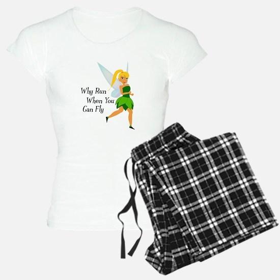Fairy Run Pajamas