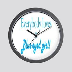 everybody loves Wall Clock