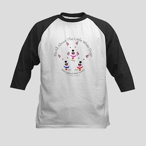 Custom - Gus, Jack & Meg Kids Baseball Jersey