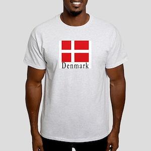 Denmark Ash Grey T-Shirt