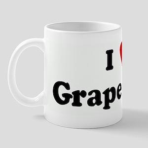 I Love Grape Nuts Mug