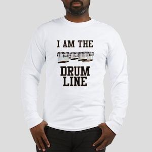 Quad Drummer Long Sleeve T-Shirt