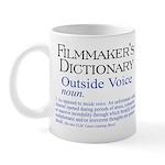 Outside Voice Mug