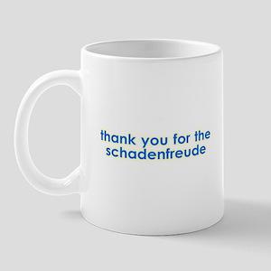 """""""Shadenfreude"""" Mug"""