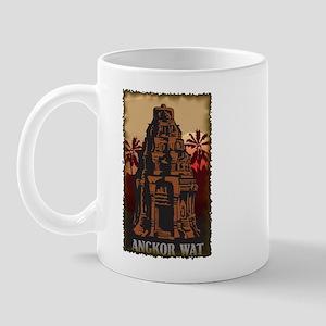 Cambodia Angkor Wat Mug