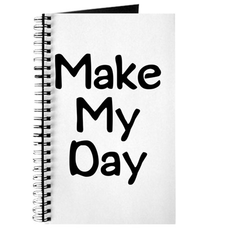 Make My Day Journal
