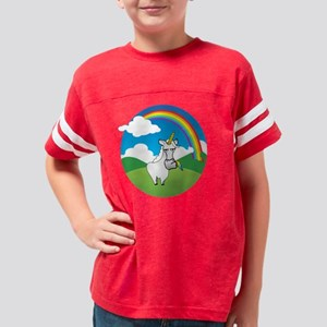 2-Unicornfinal Youth Football Shirt
