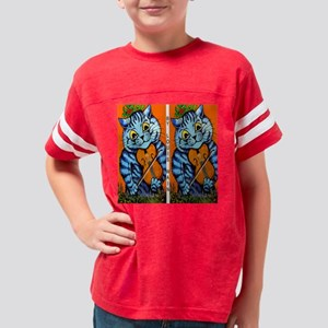 vWains MadCatSQ Youth Football Shirt