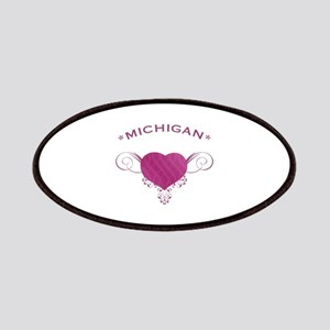 Michigan State (Heart) Gifts Patches