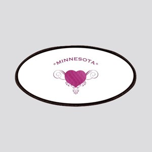 Minnesota State (Heart) Gifts Patches