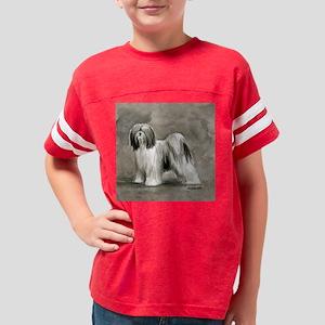 TTMono300Square Youth Football Shirt