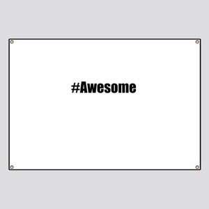 #Awesome Banner