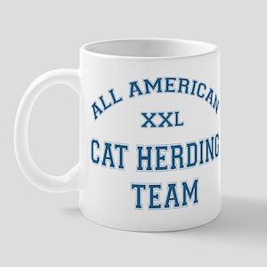 AA Cat Herding Team Mug