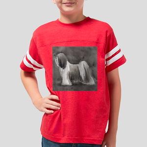 TTSepiaSquare Youth Football Shirt