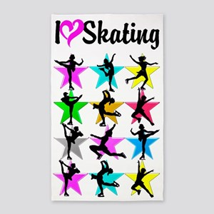 DARLING SKATER 3'x5' Area Rug