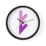 Fehu Wall Clock