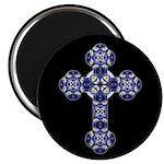 Bluebonnet Cross Magnet