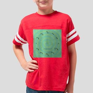 Clock-Radians-big Youth Football Shirt
