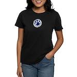 bluemetaldog signature Women's Dark T-Shirt