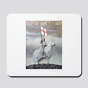 Knights Templer Mousepad