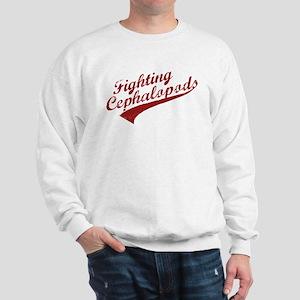 Miskatonic Fighting Cephalopods Sweatshirt