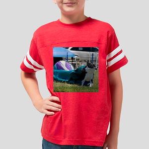 Chute 1 10 Youth Football Shirt