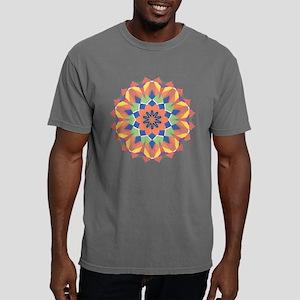 A Colorful Lotus Shape Kaleidoscope_89-1.0 Mens Co
