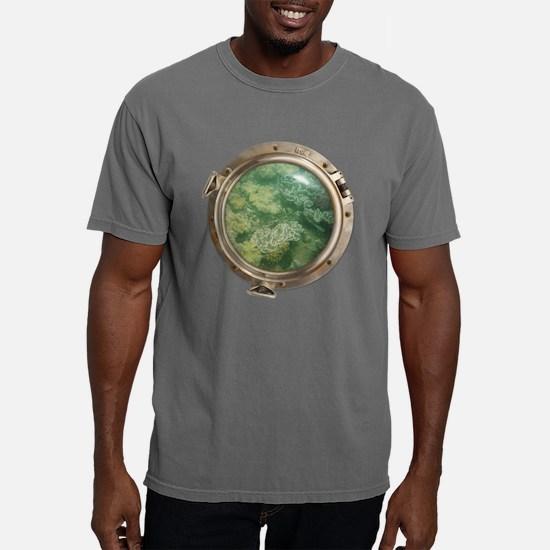 Great Barrier Reef Mens Comfort Colors Shirt