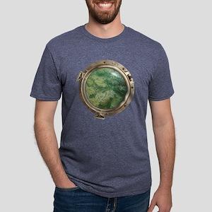 Great Barrier Reef Mens Tri-blend T-Shirt