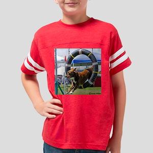 Tire 10 Youth Football Shirt