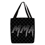 MMA Polyester Tote Bag