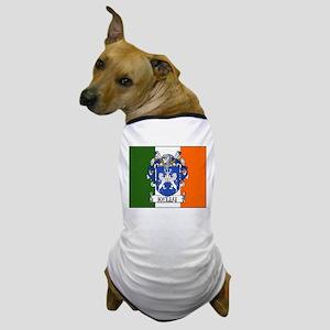 Kelly Arms Irish Flag Dog T-Shirt
