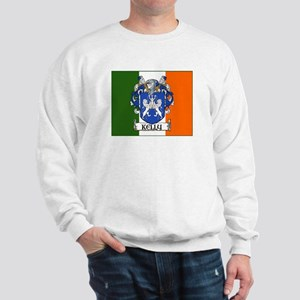 Kelly Arms Irish Flag Sweatshirt