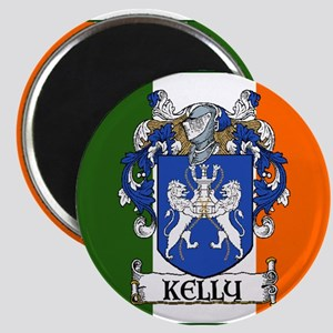 "Kelly Arms Irish Flag 2.25"" Magnet (10 pack)"