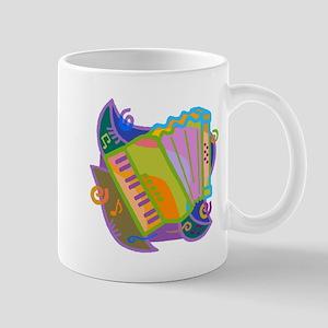 """Wild"" Accordion Mug"