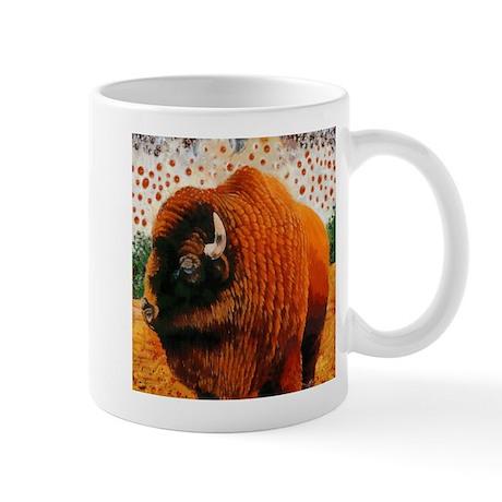 Buffalo King Mug