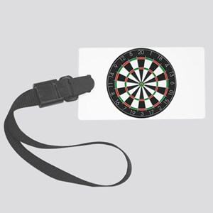 Competition Dart Board Luggage Tag