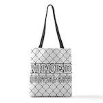Mixed Martial Arts Polyester Tote Bag
