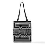 Jiu- Jitsu Polyester Tote Bag