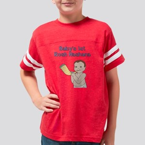 Shofar 1st RoshHashana Youth Football Shirt