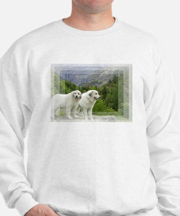 Great Pyrenees Couple<br>Jumper