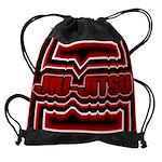 Jiu Jitsu Drawstring Bag
